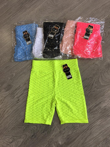 Honeycomb Bicycle Shorts