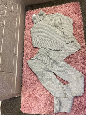 Polo Lounge Drawstring Co-Ord
