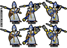 Load image into Gallery viewer, Elf Javelin Troops