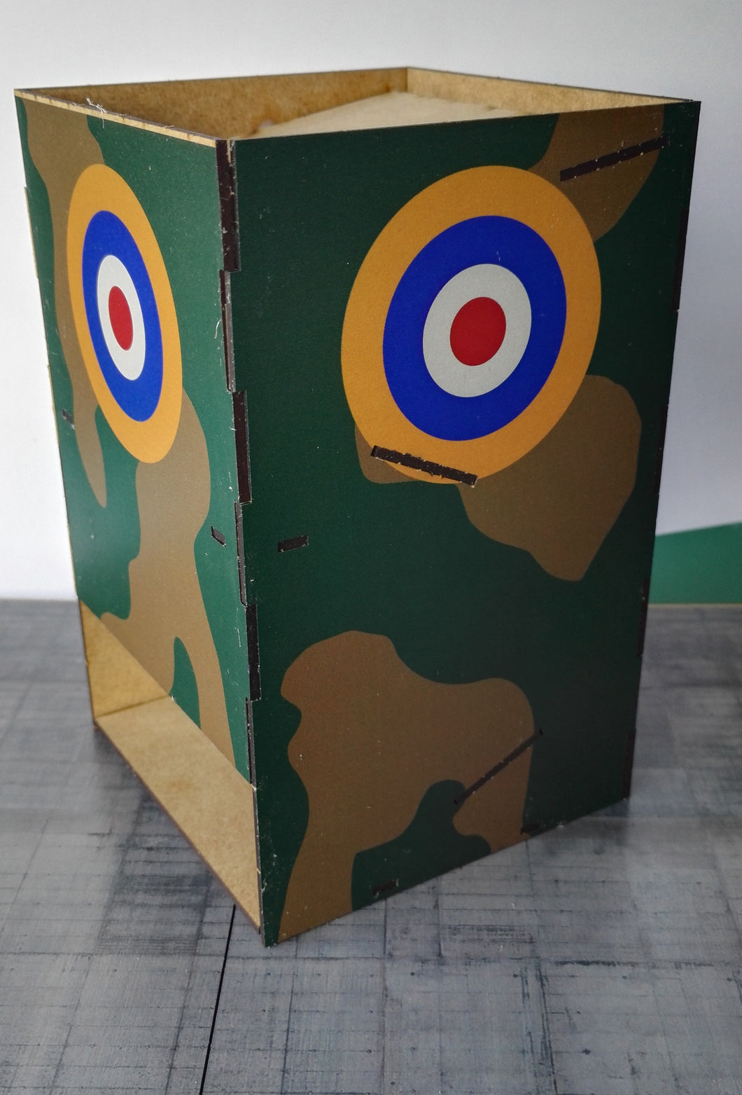 RAF Dice Tower - Battle of Britain Colour Scheme