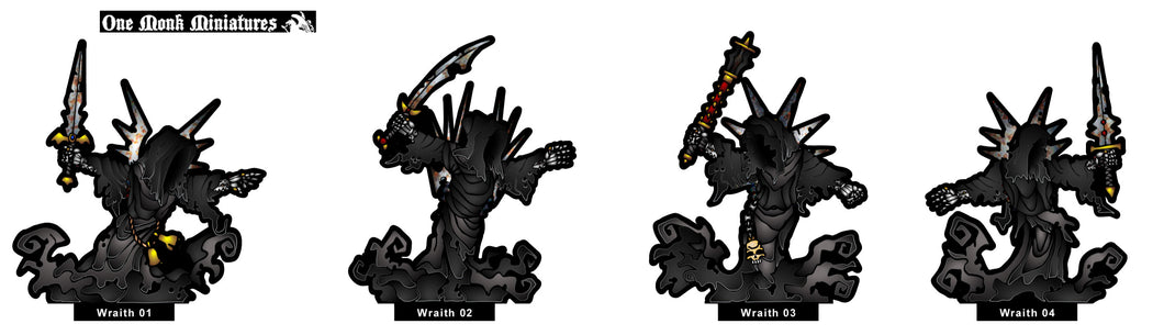 Wraiths Collection One