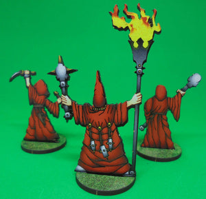 Evil Cultists