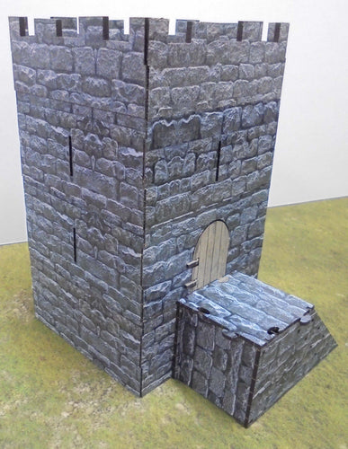 Stone Watch Tower