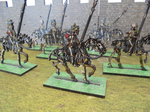 Skeleton Spear Cavalry