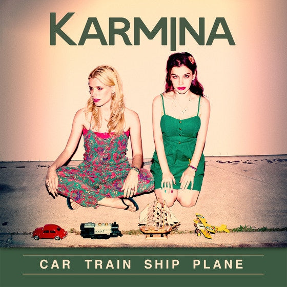 Car Train Ship Plane (EP) - CD