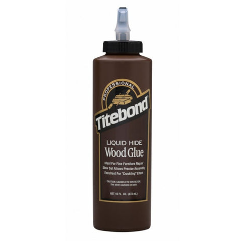 Colle à bois Titebond Hide Glue - 16oz
