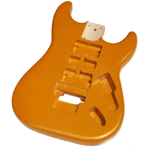 Corps de type stratocaster - FR - Finition: Gold