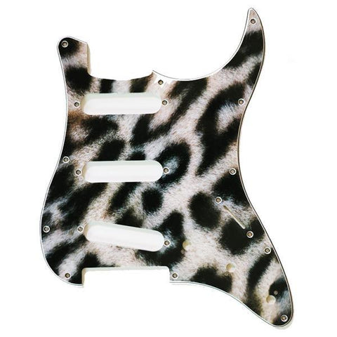 Pickguard SSS 11 trous