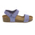 Daniela Nappa Leather Sandal - Comfort Plus