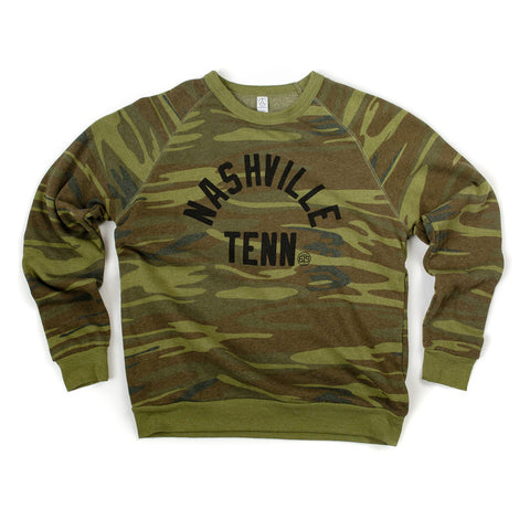 Nash Tenn Camo Fleece