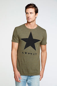Men's Triblend Star Tee