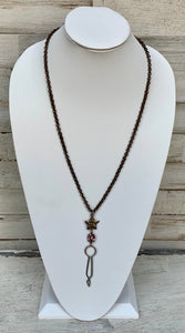 Roach Clip Necklace - N5564
