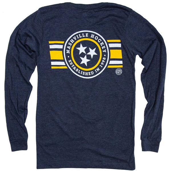 Nashville Hockey Long Sleeve