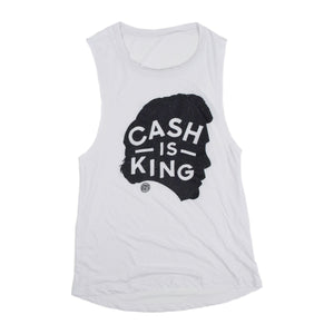 Cash is King tank