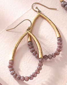Llona Teardrop Earrings