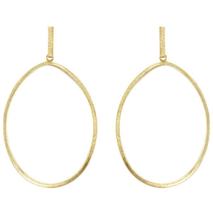 Oval Frontal Hoops