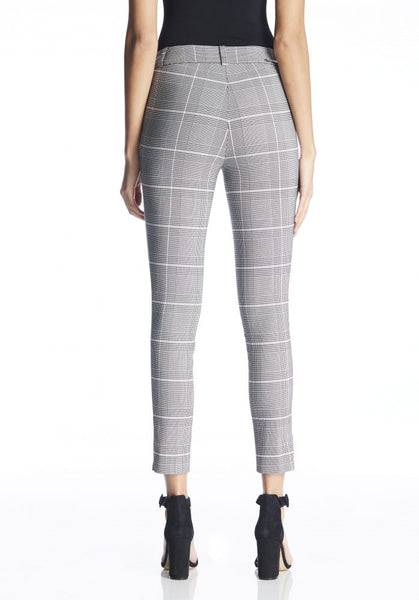 Gwyneth Plaid Pant