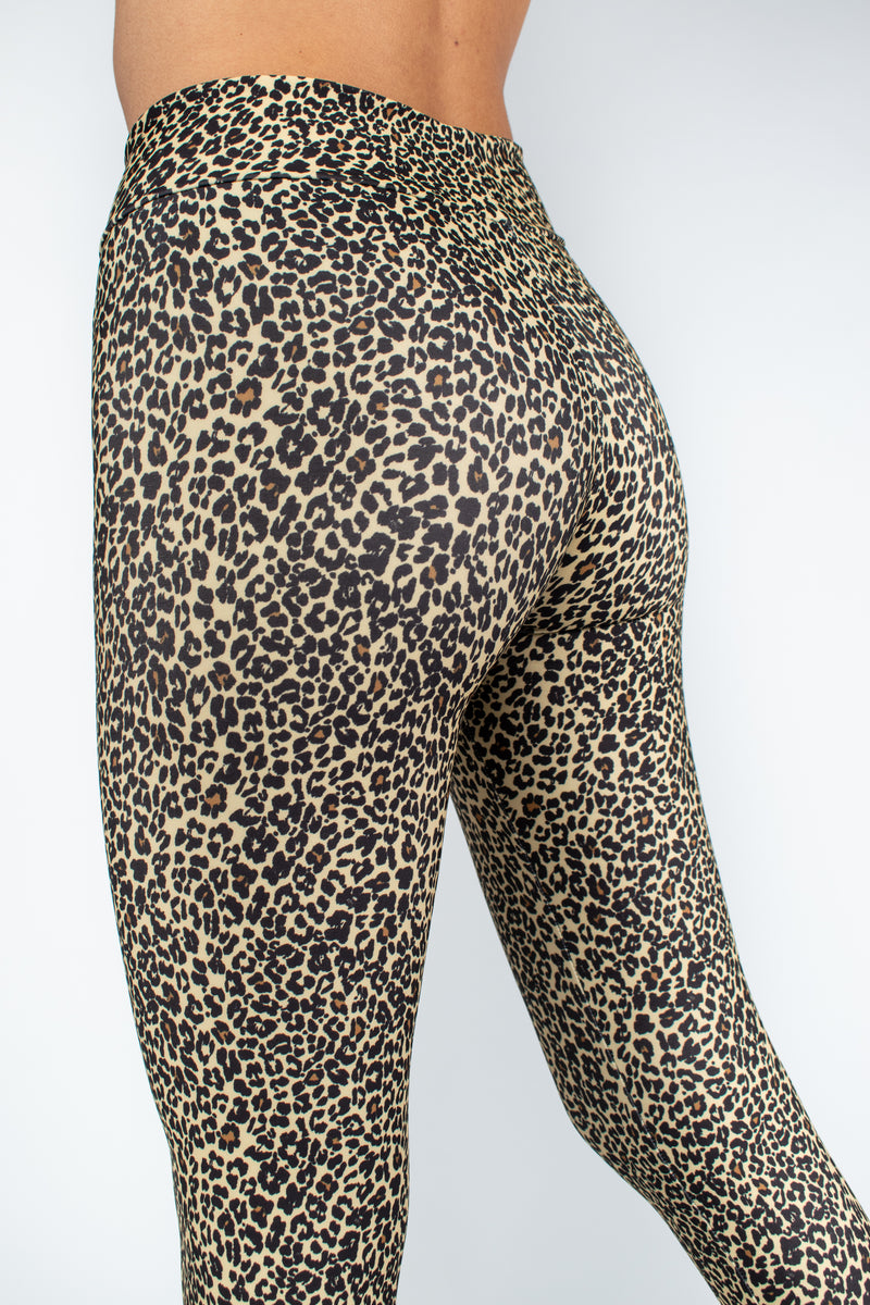 Leggings Animal Print Leopardo Ecológicos Savage