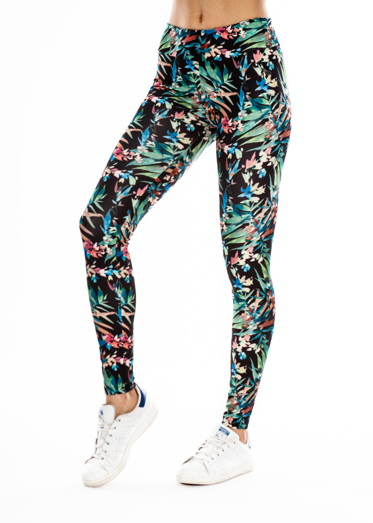 Leggins Estampados Hawaii · Moda Ecológica