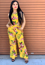 Load image into Gallery viewer, Tropical Jumpsuit