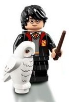 Lego Harry Potter Series - Harry Potter In Hogwarts Uniform - 71022
