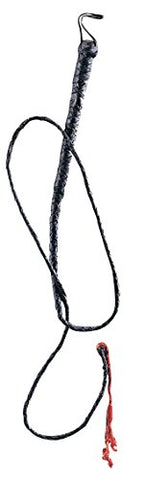 Rubie'S Costume Co 6'Leather Bull Whip Costume