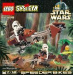 Lego Star Wars Set #7128 Speeder Bikes
