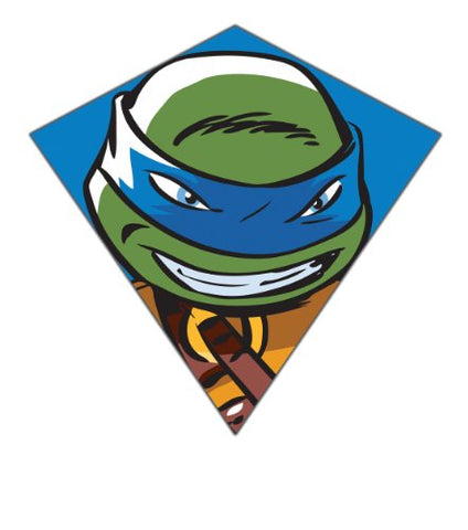 Nickelodeon Teenage Mutant Ninja Turtles 23-Wide Nylon Diamond Kite--Leonardo