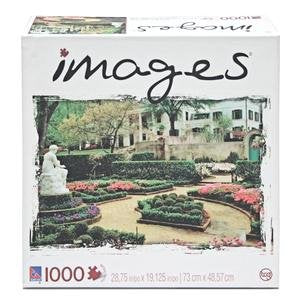 Tcg - 1,000 Piece - 28.75 X 19.1 - Bayou Bend House, Texas - Images Series - Sure-Lox | Tcg Jigsaw Puzzle (4367023)