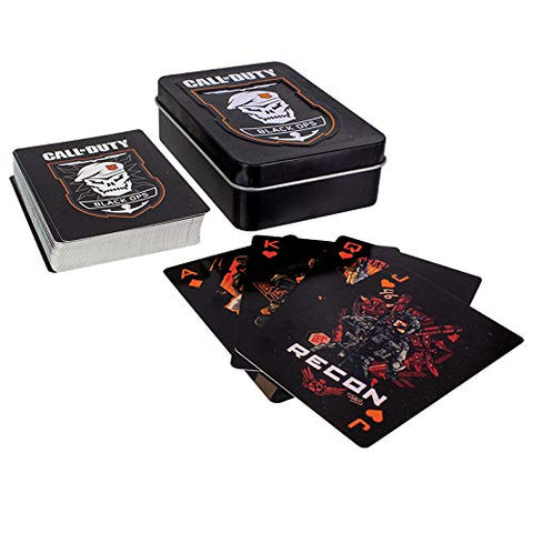 Call Of Duty - Black Ops 4 Playing Cards /Merchandise