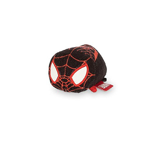 Disney Miles Morales Tsum Tsum Plush - Spider-Man Collection - Mini - 3 1/2