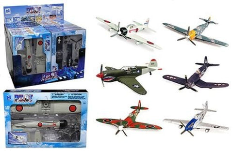 E-Z Build Wwii Fighter Model Kit