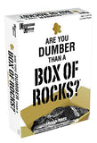 University Games - Are You Dumber Than A Box Of Rocks