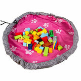Garasani Large 60  Toy Storage Bag (Pink)