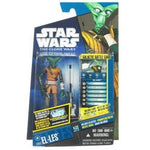 Star Wars 2011 Clone Wars Animated Action Figure Cw No. 47 El-Les