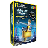 National Geographic Science Magic: Vanishing Test Tube Experiment - A Complete Science Kit For Kids