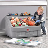 Step2 2-In-1 Toy Box &Amp; Art Lid