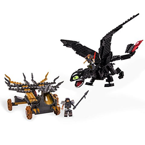 Ionix: How To Train Your Dragon 2 - Giant Toothless Battle Set