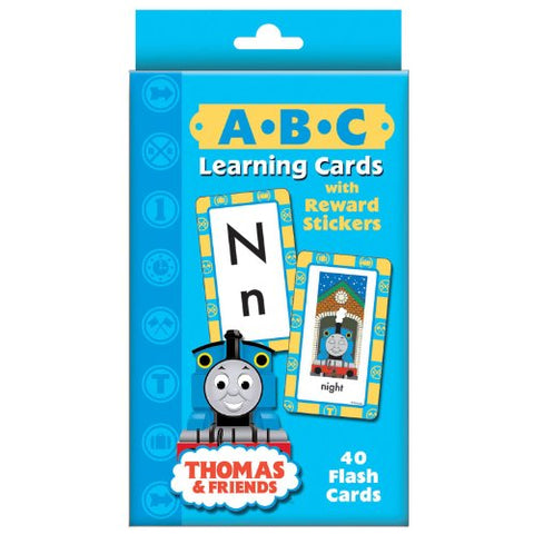 Bendon Publishing Int. - Thomas And Friends Abc Learning Cards