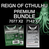 Mayday Games Pandemic: Reign Of Cthulhu Game Accessory- Premium Card Sleeve Bundle