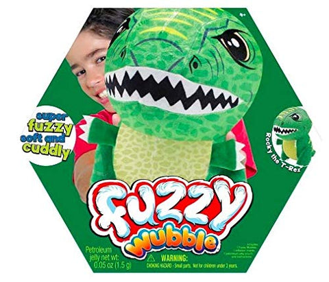 Fuzzy Wubble Rocky The T-Rex