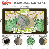 Inked Playmats Get Hoofed Playmat Inked Gaming Perfect For Card Gaming Tcg Game Mat