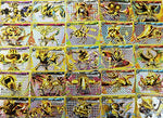 5 Pokemon Break Cards Lot