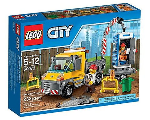 Lego: City Demolition Service Truck