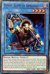 Yu-Gi-Oh! - Demise, Agent Of Armageddon - Cyho-En028 - Common - 1St Edition - Cybernetic Horizon