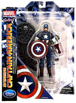 Marvel Marvel Select Avenging Captain America 7 Action Figure