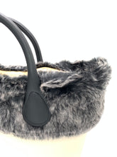 Load image into Gallery viewer, Faux Fur Bag Accessory