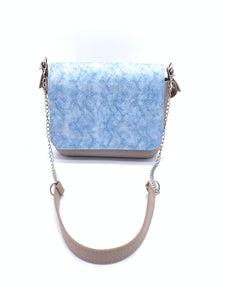 Be Me Cosmopolitan Bag Cover - Sky Blue