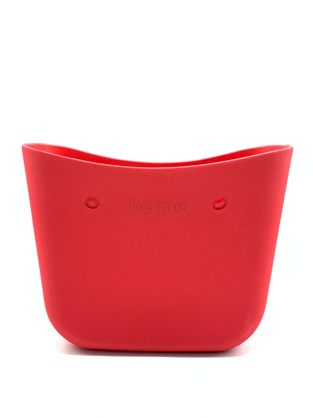 Mini Body Be Me Bag - Red
