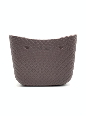 Classic Body - Waffle Style Be Me Bag - Brown